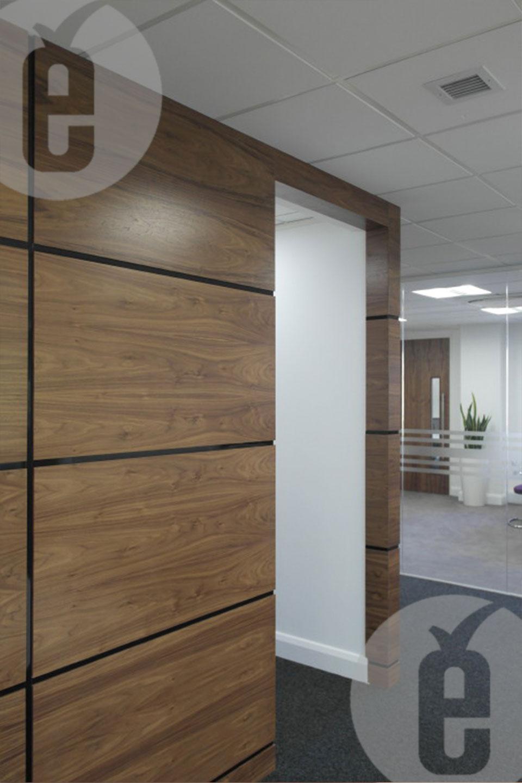 Стеновые панели в офис