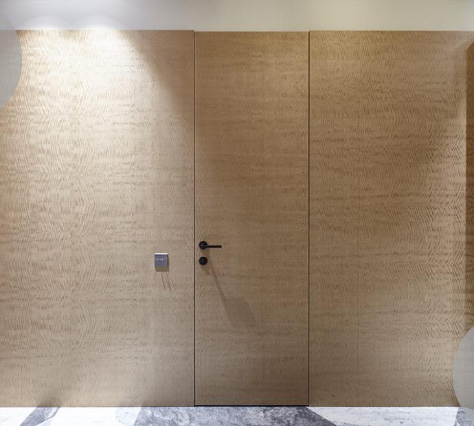 стеновые панели натуральный шпон вид4