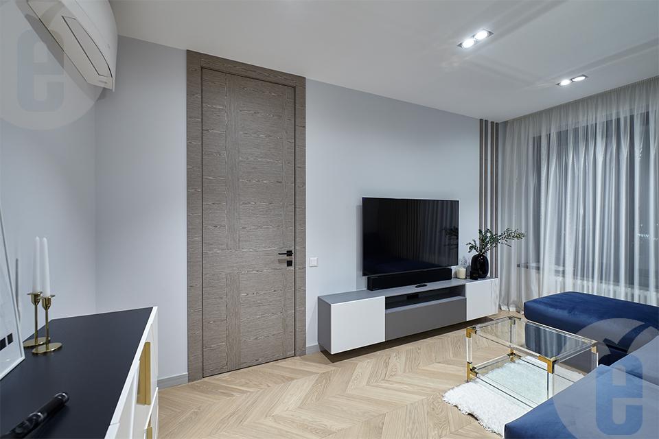 Стеновые панели МДФ для зонирования пространства в квартире