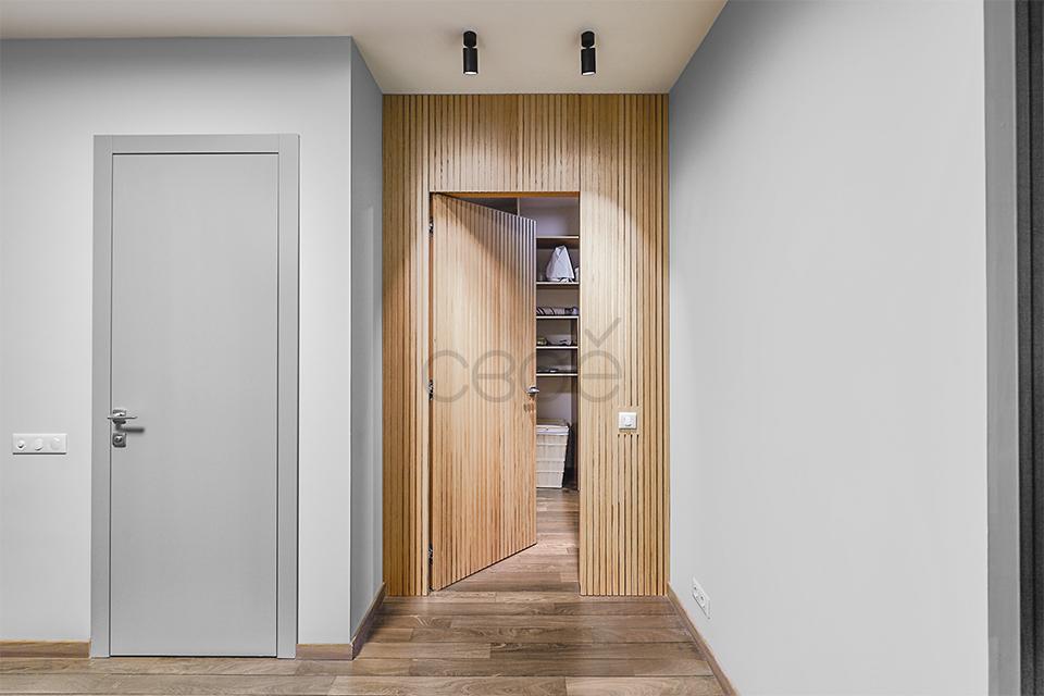 Деревянные панели для статусного интерьера